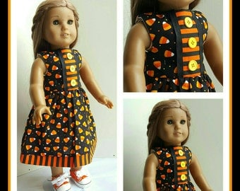 Halloween Dress for your 18 Inch American Girl Doll