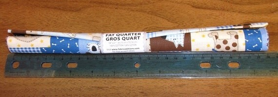 "One Roll Fabric Palette 100% Cotton 18"" X 21"" Fat Quarter ..."
