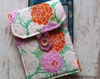 Kindle paperwhite cover floral