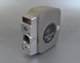 Afga Vintage Movex 88L Movie Camera