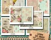 HALF PRICE Love Is Chic - Printable Journal Kit