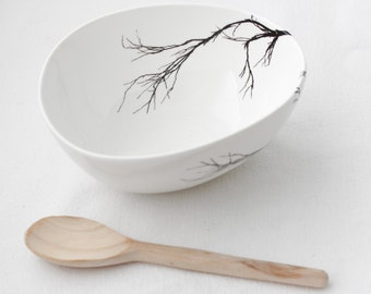 Branch Bowl & Spoon