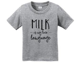 Milk Is My Love Language