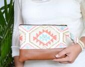 Wristlet Wallet, Leather Wristlet, Clutch Bag, Bridesmaid Clutch, Handbag, Bridesmaid Gift, Gifts for Her