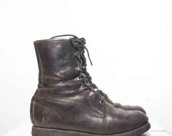 40% Off Sale 8 D | Sportsman Boots by Browning Round Toe Work Boots