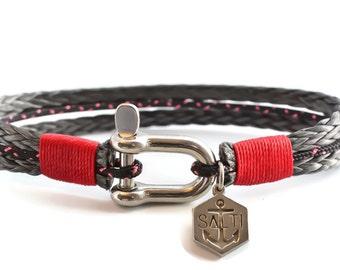 Men's Bracelet SALTI Nautical Bracelet '3rd Wave' (SALVAGE)