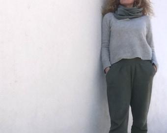 Auly-OM Hemp Fleece Pants