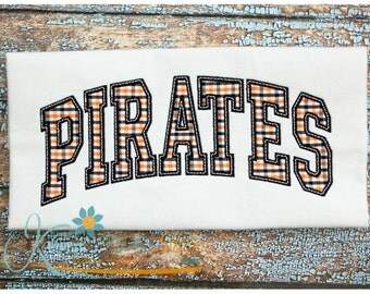 Pirates Arched