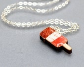 Fab charm necklace.