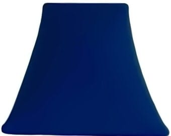 Midnight Blue - SLIP COVERS for lampshades
