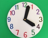 C is for CLOCK craft kit