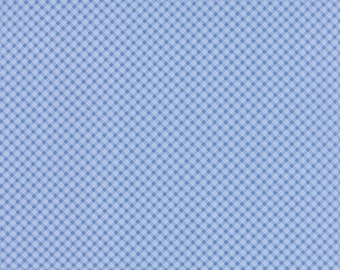 Windermere by Brenda Riddle Designs - Gingham - Blue - Moda 18606 26