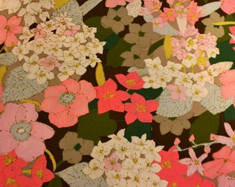 Spring Sturdy Cotton 3 2/3yds x 45 inches