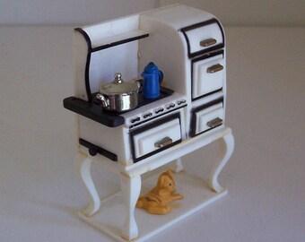 Miniature Kitchen Magnet