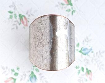 Wide Cuff Bracelet - Vintage Boho Bangle