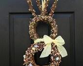 Spring Wreath - Easter Wreath - Bunny Wreath - Egg Wreath