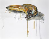 Bananas Painting, Still-L...
