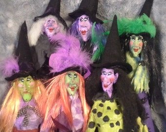 WAY COOL WITCHES