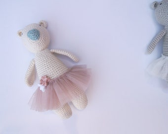 Amigurumi Teddy toy. Baby crochet toy. Baby doll. Nursery decor. Baby toy. Kids toy. Stuffed toy. Children toy. Baby gift. Teddy toy.