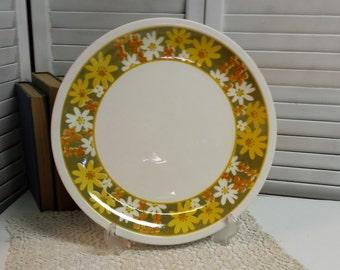 Daises by Mikasa Chop Platter Cera-Stone Platter