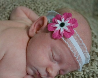 Newborn Headband Photo Prop