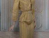 Chanticleer for Gene and Friends, 16 inch fashion dolls, OOAK Fashion
