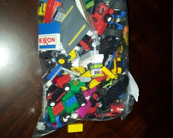 Lego Lot 2 Pounds, Vehicle themed,  Car Parts, Actual Legos for sale, Great Crafting Ideas.