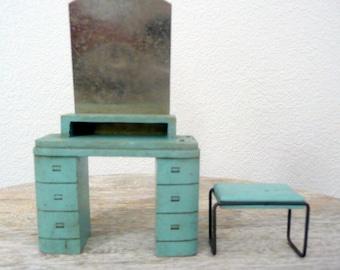 Vintage Doll Furniture