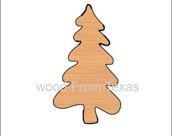 Christmas wood cutouts etsy for Wooden christmas cutouts