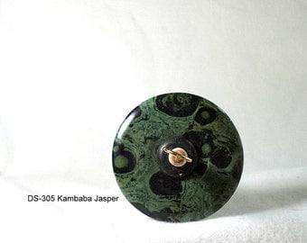 Drop Spindle - DS-305 Kambaba Jasper