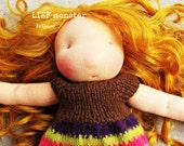 Arianne, a 12 inch LIEF monster doll