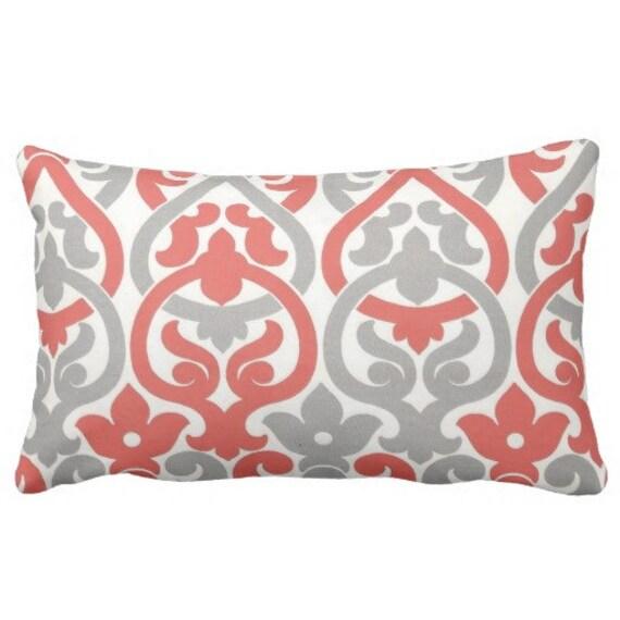 Outdoor LumbarsRed Grey Outdoor Pillows Outdoor Throw