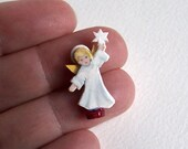 Dolls' House Miniature Christmas Decoration - Angel with Star