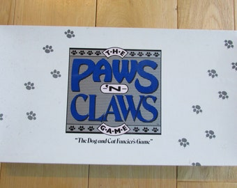 Paws N Claws Game