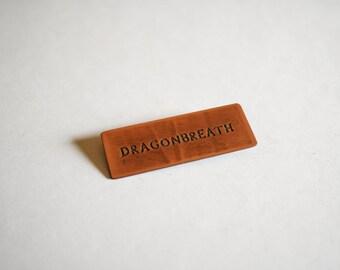 Copper Pin - Dragonbreath