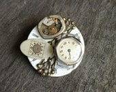 Antique Steampunk Pocket ...