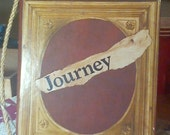 Journey Altered Book