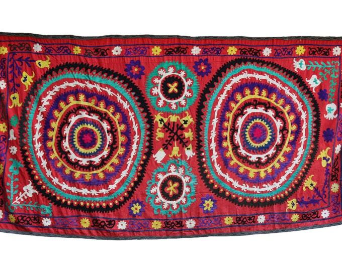 Handmade Vintage Suzani NL3042