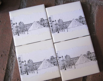 Louvre Coasters
