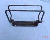 Brass Hinge, 1887 brass hardware, brass works, iron hardware, vintage hinge.....