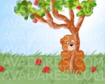 Bears Apples