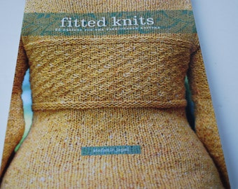 Fitted Knits Pattern Book Stephanie Japel 25 Designs for the Fashionable Knitter