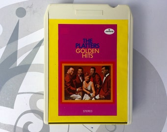 8-track tape, Golden Hits, The Platters