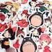 Studio Ghibli sticker set