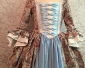 Girls Colonial Dress