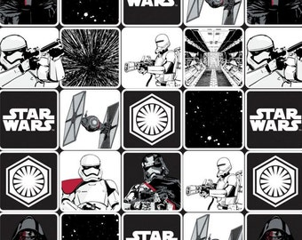 Camelot - LucasFilms - Star Wars 7 The Force Awakens Collection - Grid