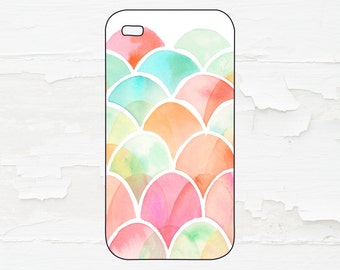 Watercolor Cell Phone Case - iPhone Case - iPod Touch 5 Case - Samsung Galaxy Case