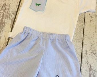 Baby Alligator Clothing Etsy