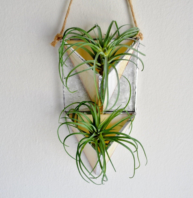 hanging planter wall plant holder terrarium vertical garden. Black Bedroom Furniture Sets. Home Design Ideas
