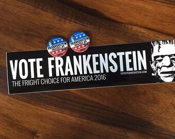 Vote Frankenstein 2016 'Representin' Kit